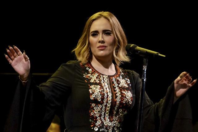 Występ Adele podczas festiwalu Glastonbury