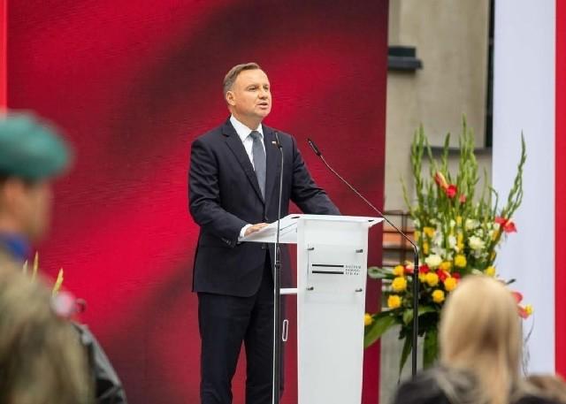 Białystok, 17 września 2021. Otwarcie Muzeum Pamięci Sybiru