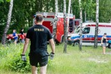 Upały w województwie śląskim. Utonęły już cztery osoby. Strażacy apelują o to, by pamiętać o zasadach bezpieczeństwa
