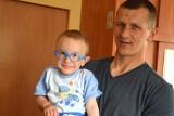 Lekarze z Arabii Saudyjskiej i darczyńcy podarowali mu życie