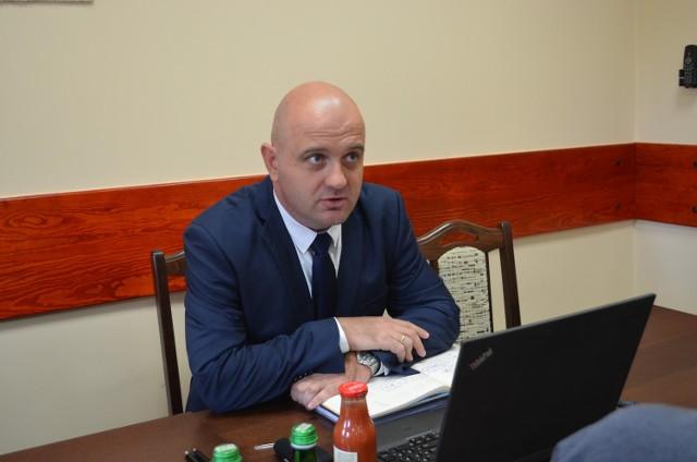 Wójt Paweł Piwko jest spokojny o wynik dochodzenia