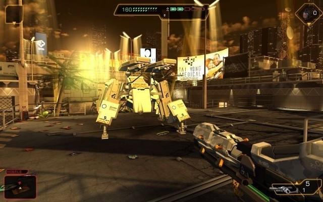 Deus Ex: The FallJest też znana cena Deus Ex: The Fall - 9,99 euro