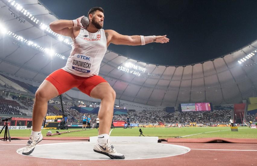 Konrad Bukowiecki, zawodnik InPost Athletic Team, będzie...