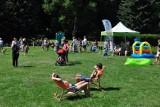 Śniadanie na trawie znów w Parku Śląskim. Spotkania w Rosarium odbywać się będą do końca wakacji. Pierwsze spotkanie 11 lipca