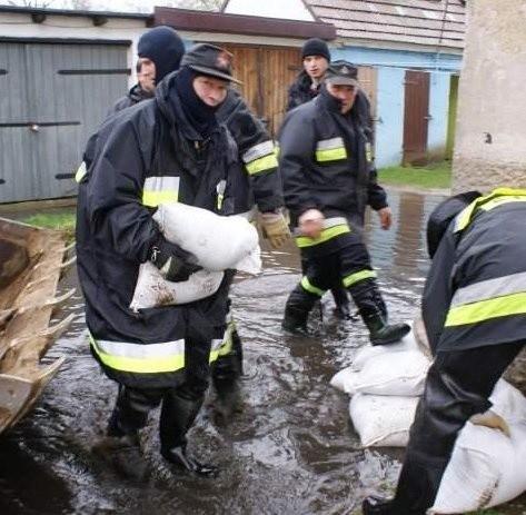 Zeszłoroczna powódź spowodowała ogromne straty.