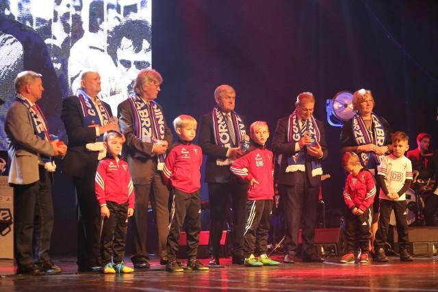 Wielka gala Górnika Zabrze: gwiazdy klubu na scenie