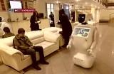 Robot uciekł z rosyjskiego laboratorium