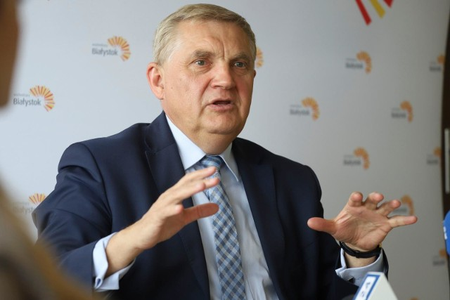 Tadeusz Truskolaski pisze do mieszkańców