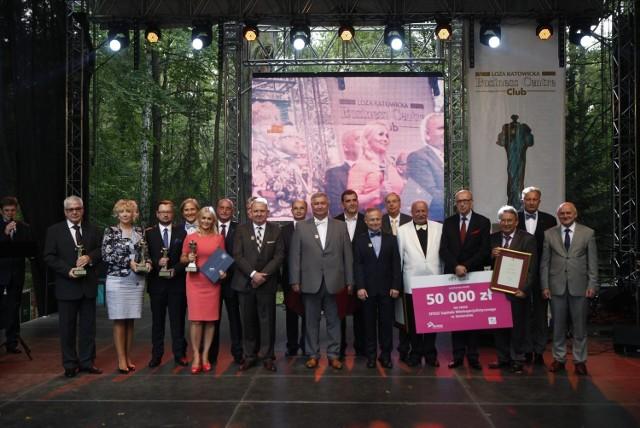 Gala Business Centre Club: śląscy biznesmeni odebrali prestiżowe nagrody [ZDJĘCIA]
