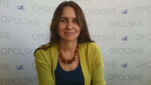 Karina Bedrunka, dyrektor departamentu odpowiedzialnego za unijne pieniądze w UMWO.