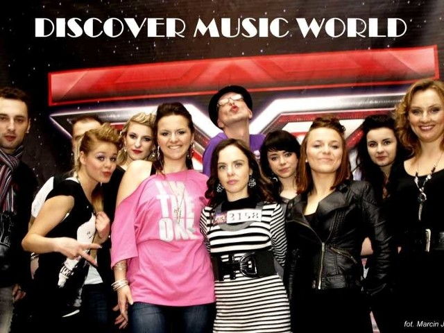 Zespół Discover Music World wystąpi podczas imprezy.