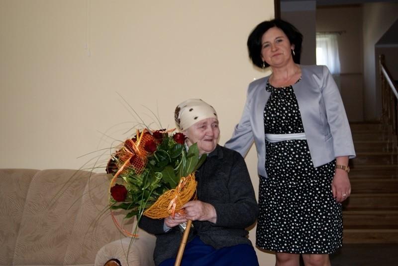 Czyżew. Helena Staniaszek świętowała swoje 105. urodziny!
