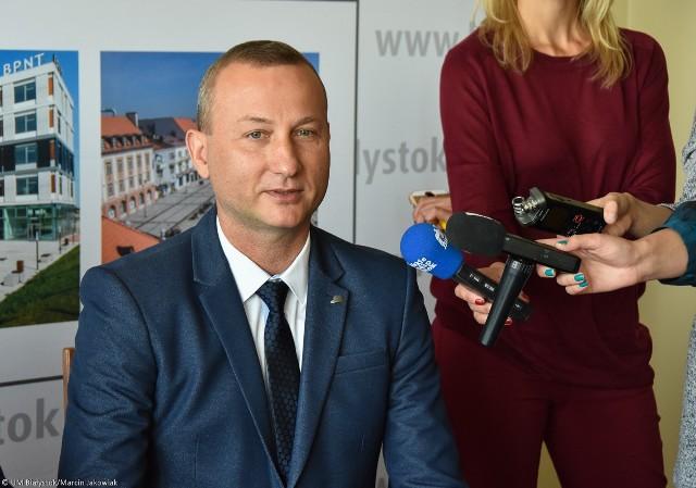 """Konkurs na stanowisko dyrektora Domu Kultury """"Śródmieście"""" wygrał Wojciech Bokłago"""