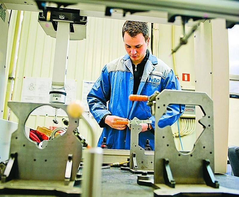 Spółka NTP z Kędzierzyna-Koźla - jest jedną z wyróżniających się firm w regionie. Produkuje m.in. ciśnieniowe maszyny odlewnicze.