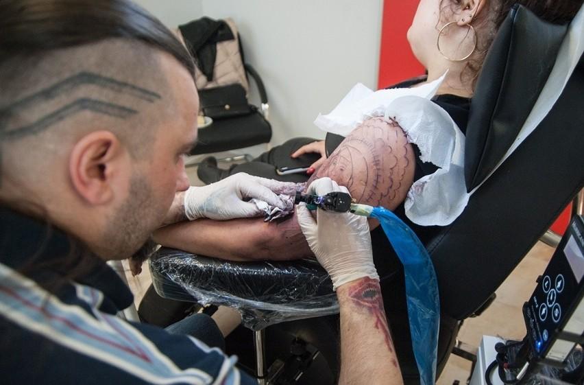 Salony Tatuażu W Słupsku Nie Narzekają Na Brak Klientów