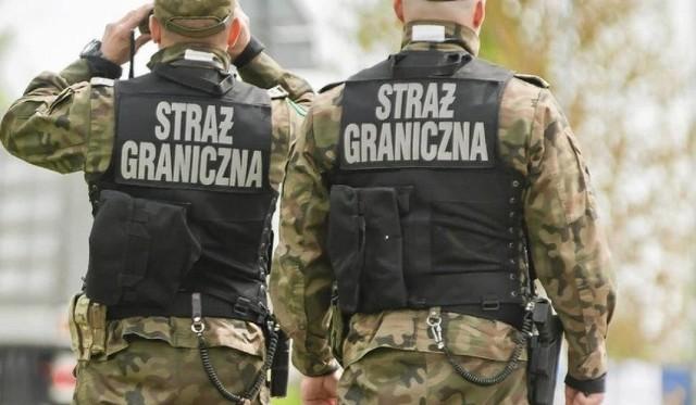 Strażnicy graniczni z Tarnowa zatrzymali siedem osób