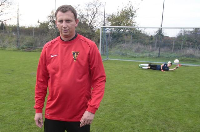 – Staramy się pokazać naszym podopiecznym, jak się gra w piłkę nożną, dlatego wyjeżdżamy na turnieje do Niemiec – twierdzi Damian Górski, trener Akademii Pogoni Szczecin.