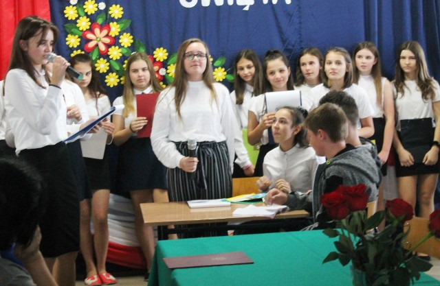 Dzień Nauczyciela w Zalasiu