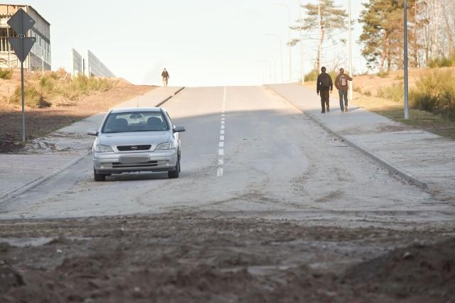 Gmina Słupsk wydłuży ulicę Inwestycyjną w ramach uzbrajania kolejnych 15 ha w strefie inwestycyjnej Płaszewko