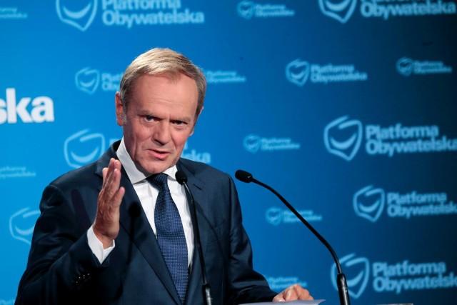 Donald Tusk: Recepty są przygotowane, trzeba przekonać Polaków, że możemy je zrealizować