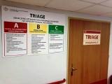 Triage - rusza system selekcji pacjentów na oddziale ratunkowym w Kędzierzynie-Koźlu