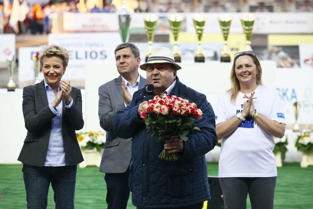 Prezydent Hanna Zdanowska, Tomasz Kacprzak, Witold Skrzydlewski, Joanna Skrzydlewska