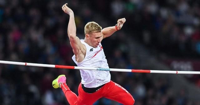 Piotr Lisek, rewelacyjny rekordzista Polski w skoku o tyczce, będzie jednym z liderów reprezentacji Polski w Drużynowych Mistrzostwach Europy w Bydgoszczy