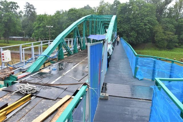 Rozbudowa mostu im. Ireny Sendlerowej z Pasieki na Wyspę Bolko w Opolu