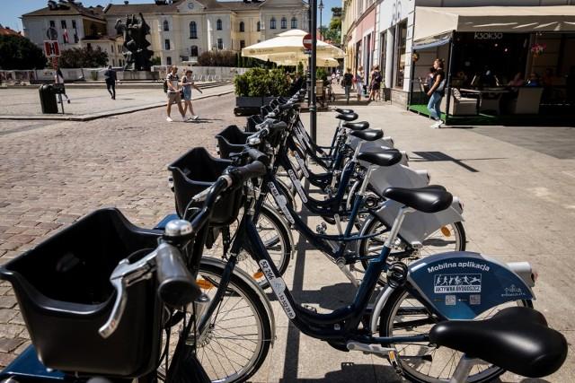 W sumie w Bydgoszczy jest dostępnych 560 rowerów aglomeracyjnych. Od tego roku wszystkie są nowe.