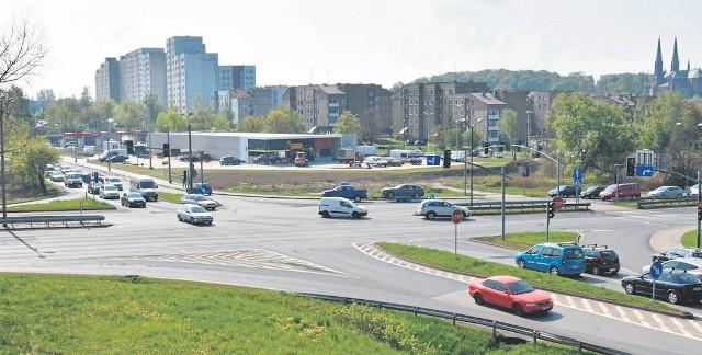 DK 94 w Sosnowcu