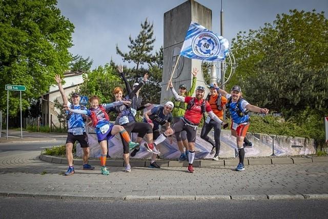 Ultramaraton 40 Rybnickich Rond