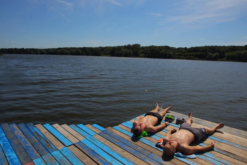 Kąpielisko Miejskie Jezioro Durowskie, ul. Kościuszki....