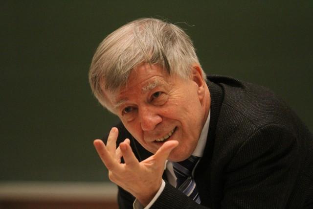 Jan Miodek skończył 70 lat