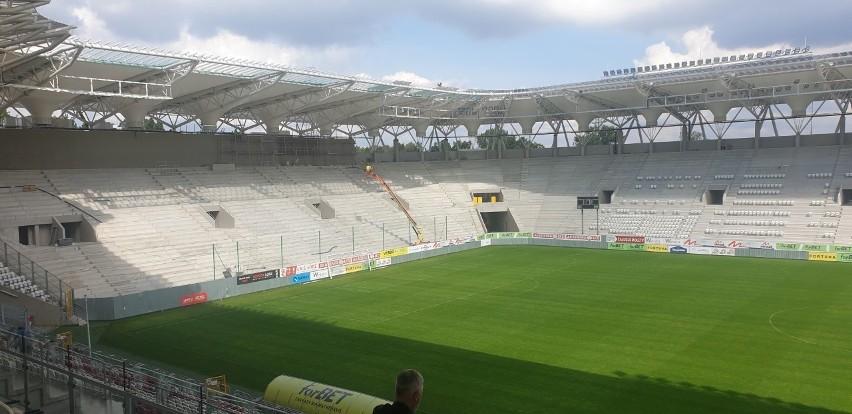 Pieniądze i obiekty sportowe. Ile kosztował stadion ŁKS przy al. Unii?