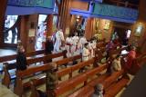 Wielki Czwartek 2021 w kościele bł. Karoliny w Tychach. Zobaczcie zdjęcia