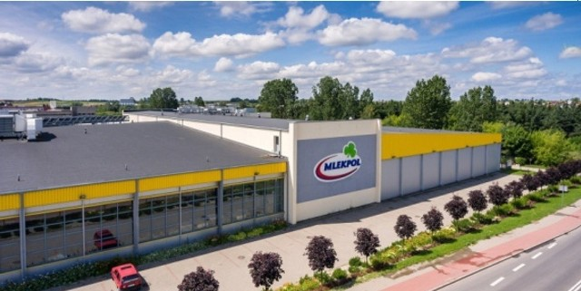 Spółdzielnia Mleczarska Mlekpol od 40 lat funkcjonuje na polskim rynku