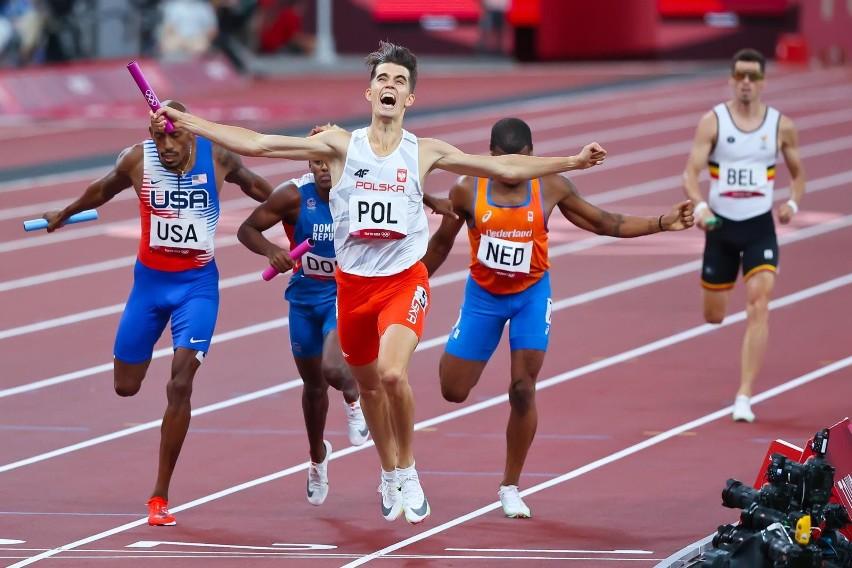 Wreszcie polska reprezentacja olimpijska ma złoty medal, ale...