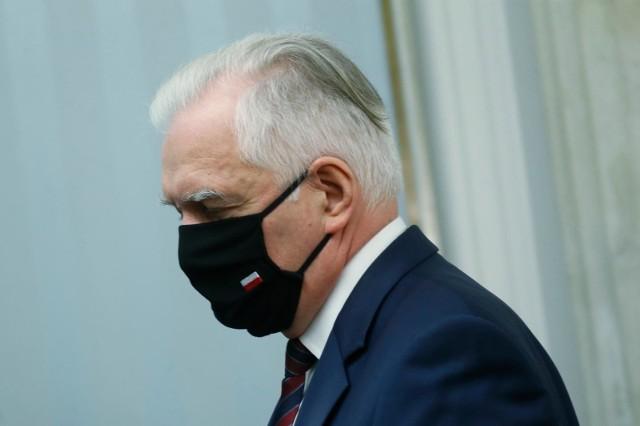 W Porozumieniu Jarosława Gowina (na zdjęciu założyciel) wrze od kilku dni.