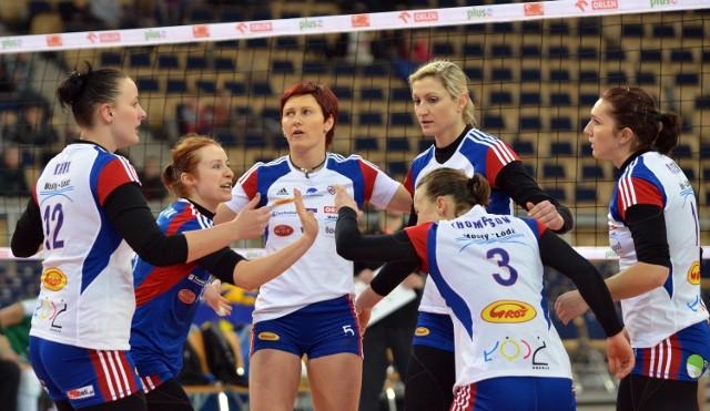 Siatkarki Budowlanych wygrały dwa ostatnie mecze.