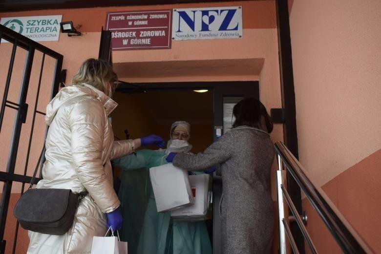 Na razie wiadomo, że Ośrodek Zdrowia w Górnie pozostanie zamknięty przynajmniej do 19 października, bo kwarantanna dla pracowników systemu ochrony zdrowia trwa 14 dni.