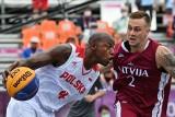 Tokio 2020. Koszykarze 3x3 wysoko przegrali z Łotyszami. Zabrakło koncentracji w kluczowych momentach