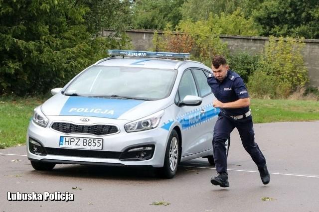 31 marca w Słubicach słychać było policyjne syreny, a chwilę później - strzały