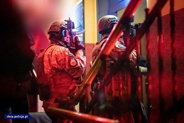 Gang sutenerów działał na terenie 5 województw w tym w Małopolsce