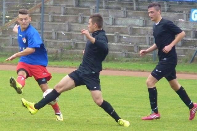 Wojewódzka Liga Juniorów. Gwardia Koszalin - Salos Szczecin 3:0