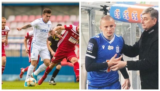 Ołeksandr Jacenko przechodzi do klubu z trzeciej ligi, a Wasyl Kraweć wraca do Hiszpanii.