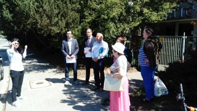 Radni dzielnicy i społecznicy chcą domu sąsiedzkiego w miejsce dawnej siłowni.