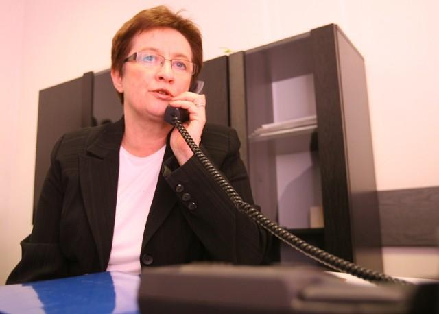 LUCYNA RADZIWIŃSKA, naczelnik wydziału zmiany uprawnień emerytalno-rentowych w rzeszowskim Oddziale ZUS.