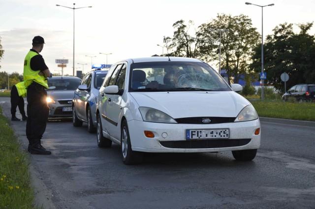 Do potrącenia doszło przy ul. Słowiańskiej w Gorzowie.