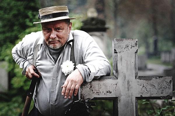 Andrzej Grabowski jak zwykle - świetny