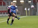 Rugby. Radosny domowy drop gol Daniela Gduli z Master Pharm Rugby Łódź